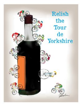 Relish the Tour de Yorkshire